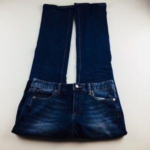 Gap 1969 Women's Denim Blue Jeans Size 28L